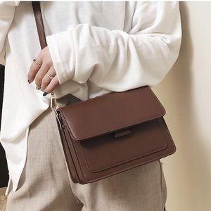 H&M Faux Leather Purse